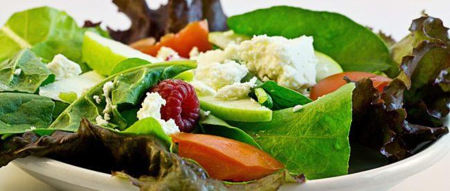 Seguire un'alimentazione sana e varia.